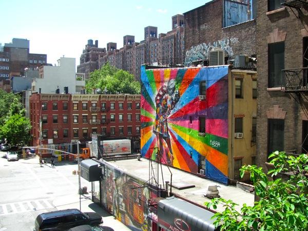 Art as seen from High Line_061213