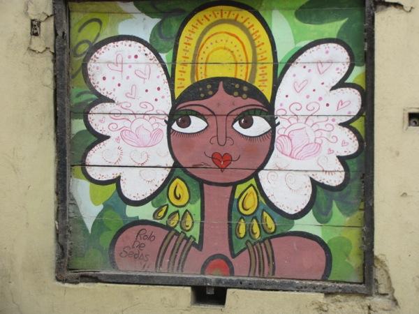 art in Casco Antiguo Panama City