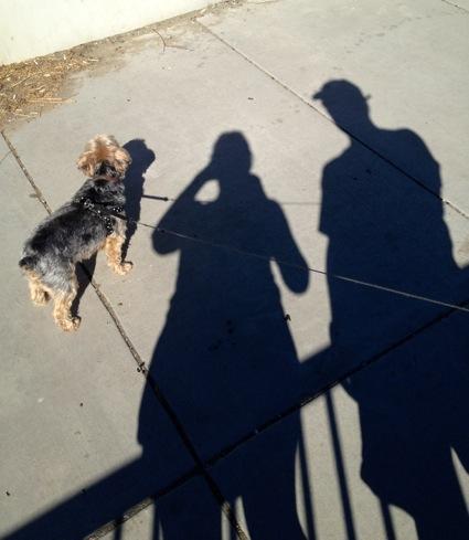 Shadowy plus Maggie_091513