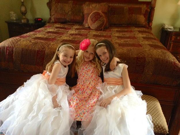 little girls on wedding day_041314
