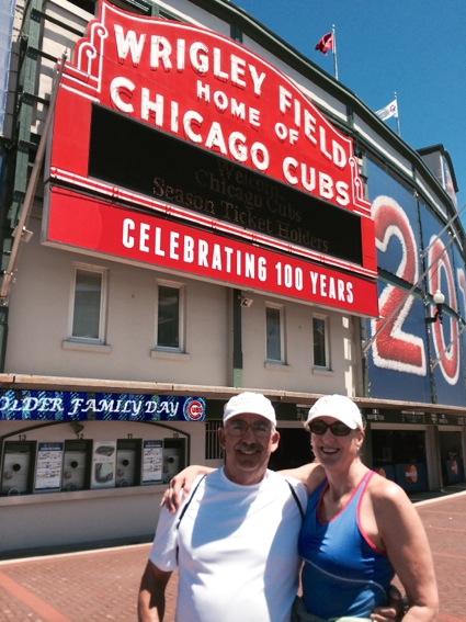 At Wrigley Frield_0613