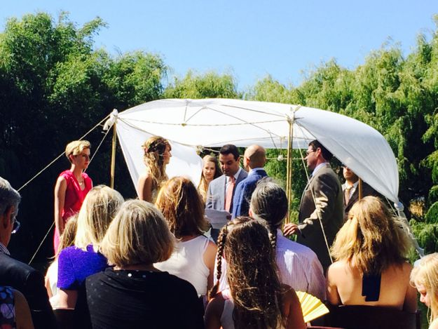 Erin and Josh wedding