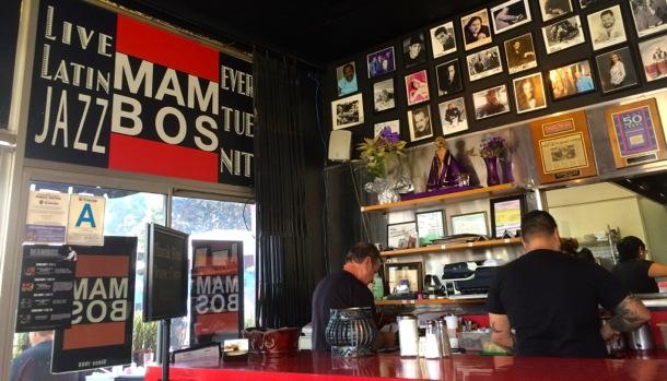 Mambos Cuban restaurant