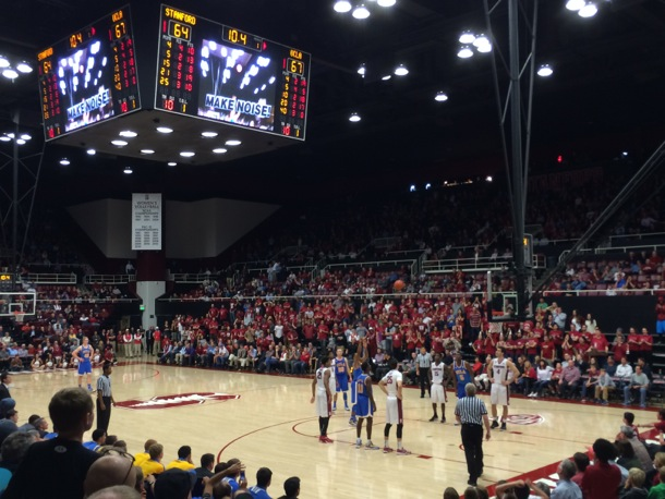 UCLA vs Stanford