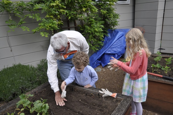 Easter gardening