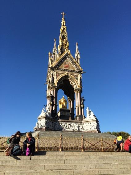 Albert Memorial in Kensington Park