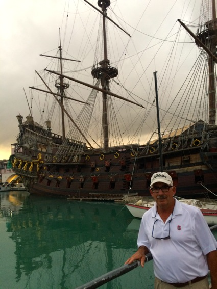 D and old galleon_old port_091715