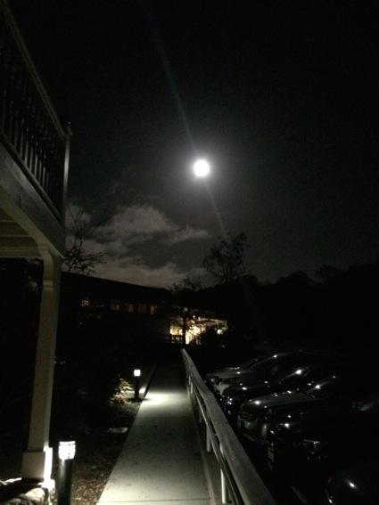 Full Moon Pub Burger