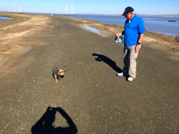 three of us at Baylands_Nov3