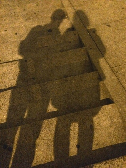 shadowy in the City