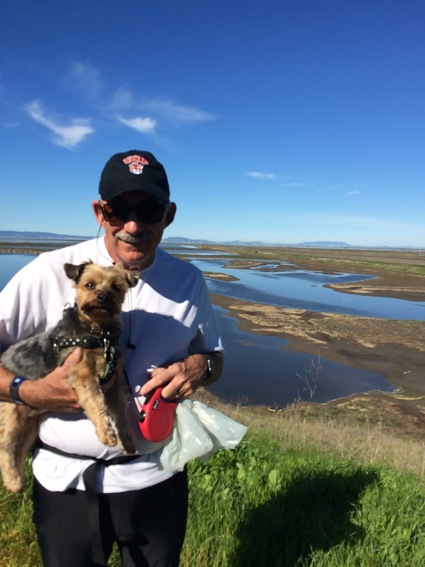 The Mag and D at Coyote Hills