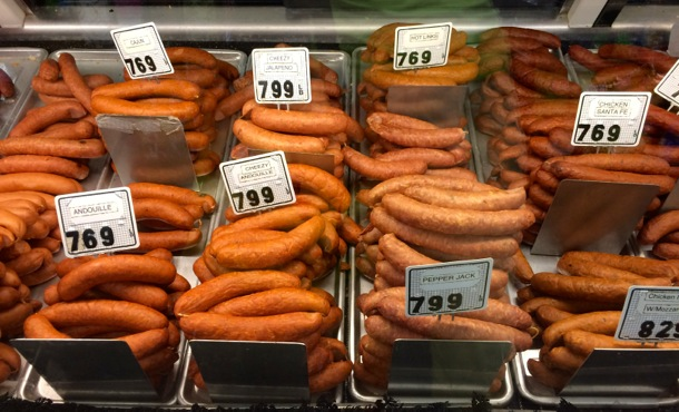Corralitos Market & Sausage Co