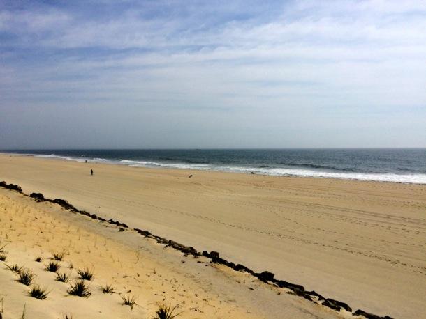 Jersey Shore near Long Branch