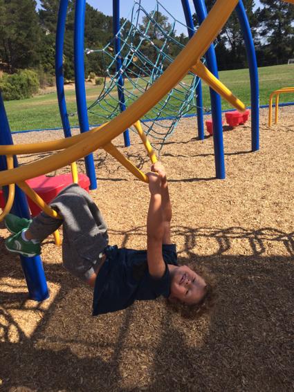 james-on-playground