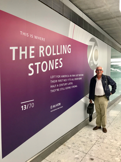 D at Heathrow - 1