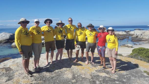 kayaking group - 1