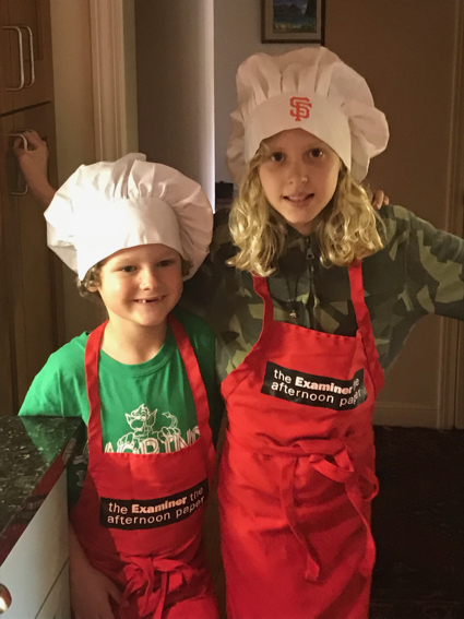 two cooks in the house - 1