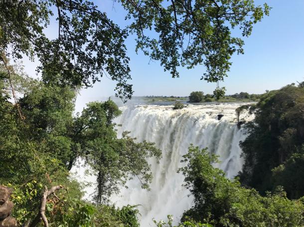 Victoria Falls - 1