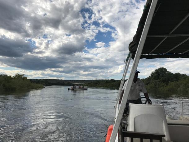 Zambezi River_Zambia - 1