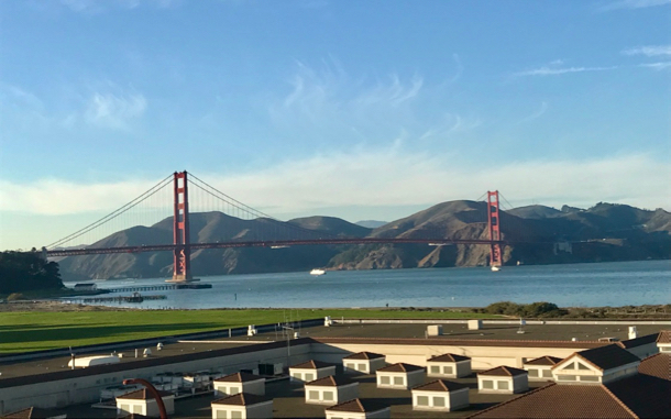 view of Golden Gate - 1