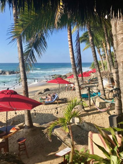 beach at playa escondida - 1 copy